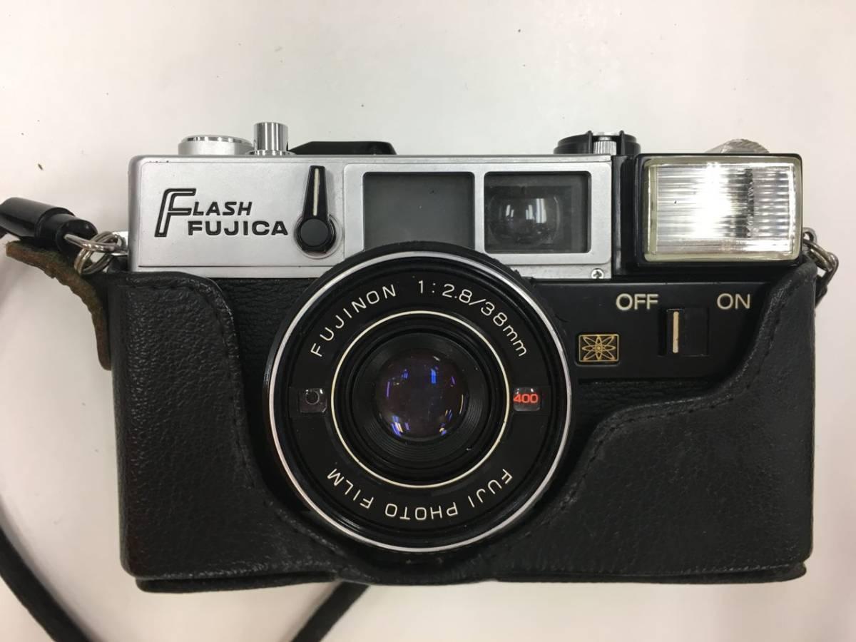 1円~♪ ジャンク♪ ペンタックス・RICOH・オリンパスなど 画像のカメラ計7機