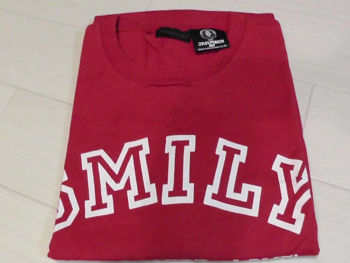 大塚愛★SMILY WORLD WIDE LOVE コラボTシャツ★赤★ 激レア!