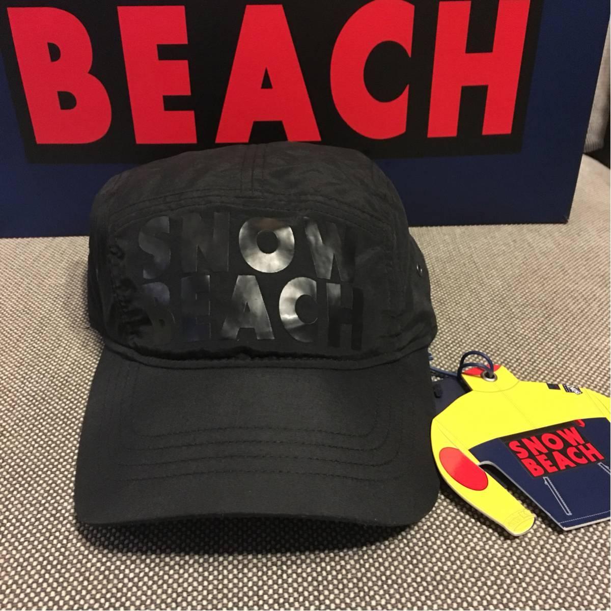 定価以下☆POLO RALPH LAUREN SNOW BEACH CAMP HAT 黒ポロスノービーチ ... 8fadce1e2645