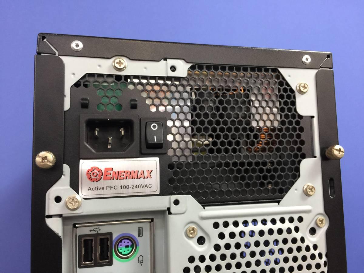 01-C461M【自作PC】デスクトップPC Core i7-3770K/メモリ8GB/ブルーレイ/ZOTAC GTX 560 Ti/500W/COOLER MASTER ■ジャンク■_画像7