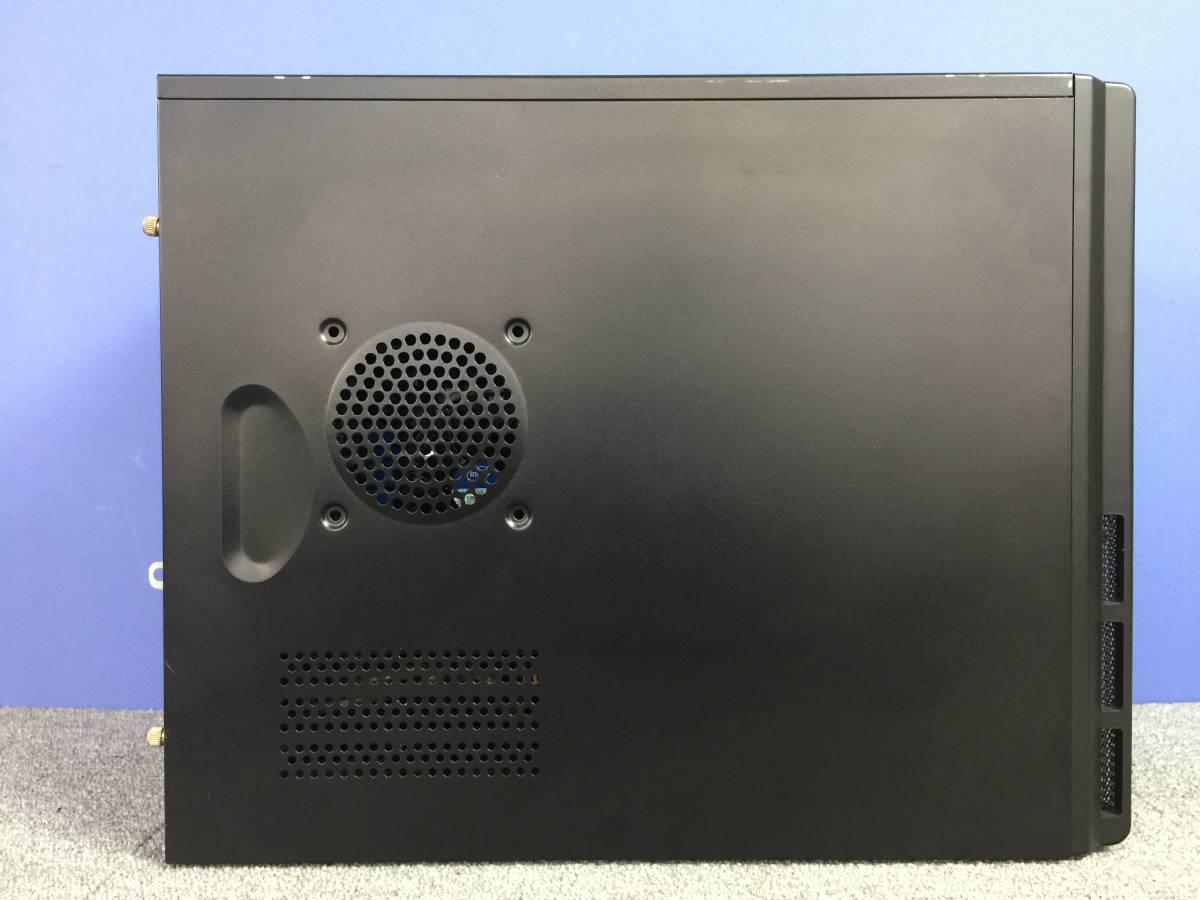 01-C461M【自作PC】デスクトップPC Core i7-3770K/メモリ8GB/ブルーレイ/ZOTAC GTX 560 Ti/500W/COOLER MASTER ■ジャンク■_画像4