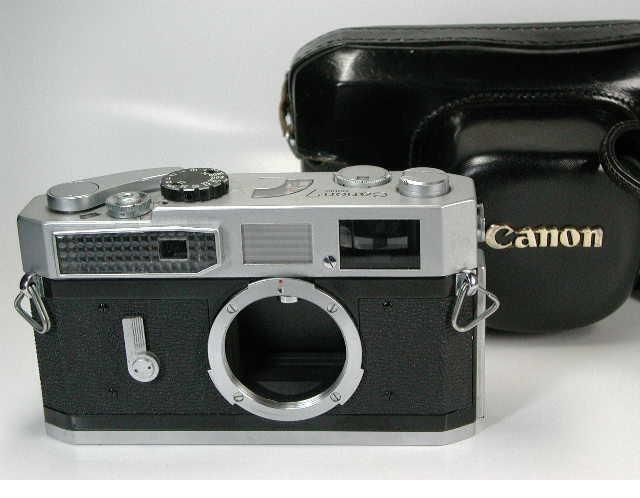 CANON 7 ボディ 要修理     キャノン Leica Lマウント レンジファインダー ライカ L mount