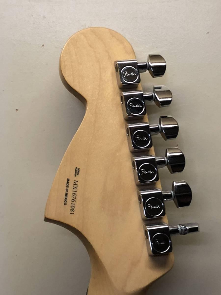 [ジャンク扱い エレキギター ケース付 綺麗]FENDER Mustang 90_画像5