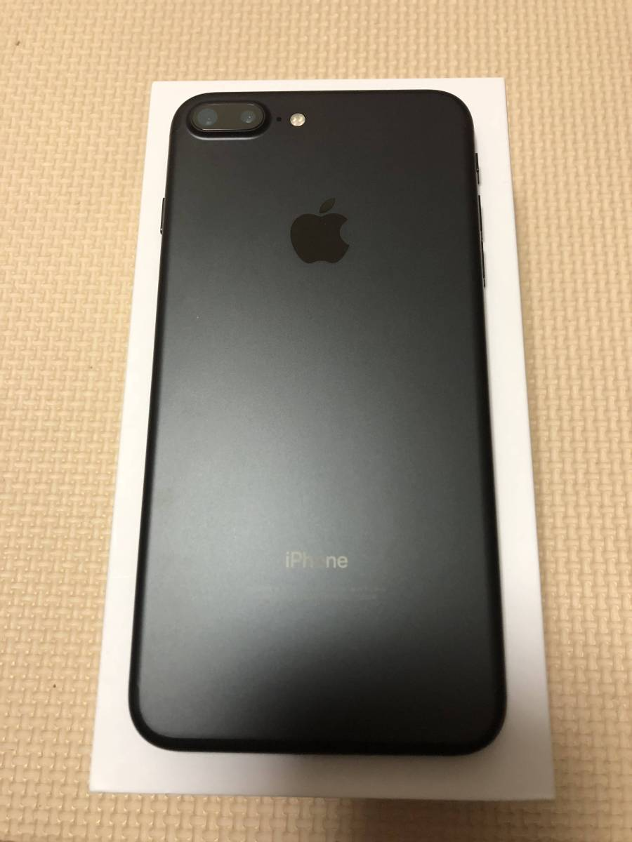 超美品 iPhone7Plus 128G ソフトバンク_画像2
