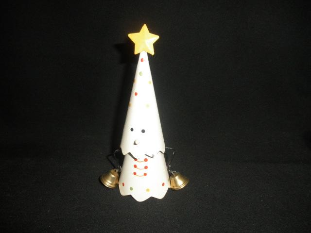 @@ アンティーク◆コレクション ◆ブリキ ブリキの飾り物 鈴 インテリア  雑貨 ブリキのおもちゃ_画像2