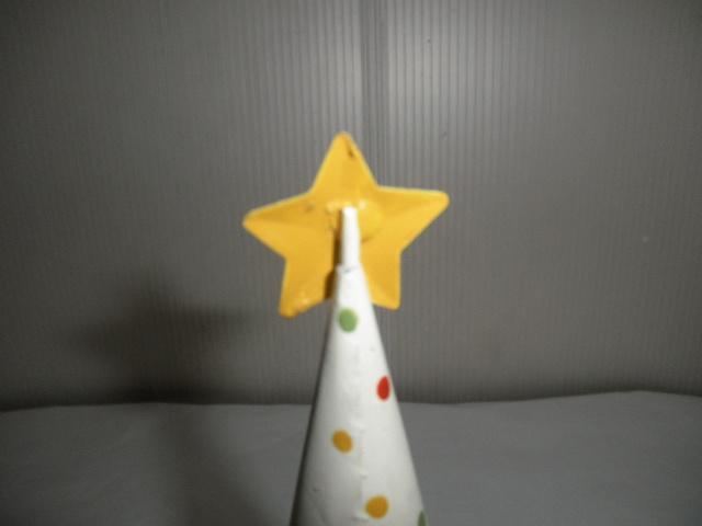 @@ アンティーク◆コレクション ◆ブリキ ブリキの飾り物 鈴 インテリア  雑貨 ブリキのおもちゃ_画像10