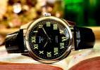 torans77 - 極上品☆HMT ミリタリー 機械式手巻き ブロードアロー 腕時計