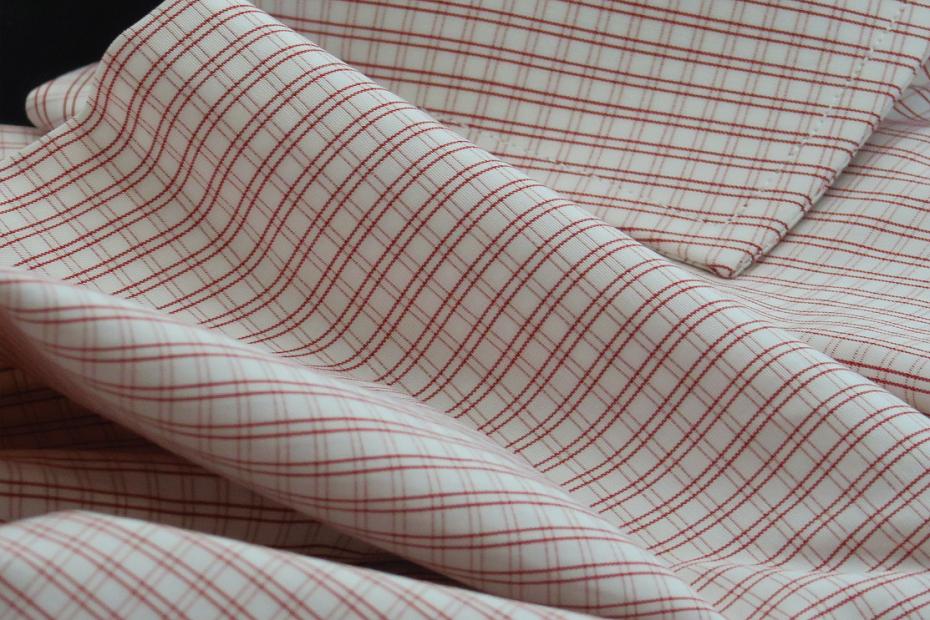 ★イタリアシャツ DANROMAワイドカラーシャツDOVER_F18-60 140番手双糸の調べ♬~ 品質の良さが男の色気を惹きたてます S 38-87_画像2