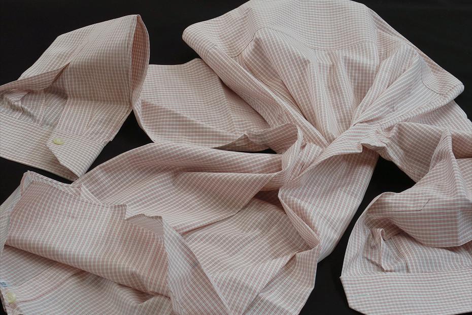 ★イタリアシャツ DANROMAワイドカラーシャツDOVER_F18-60 140番手双糸の調べ♬~ 品質の良さが男の色気を惹きたてます S 38-87_画像6