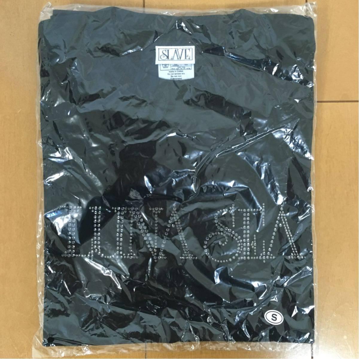 【新品未開封】LUNA SEA Tシャツ Sサイズ one night djvu ラインストーン