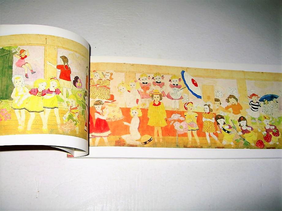 ◇【アート】ヘンリーダーガー 少女たちの戦いの物語-夢の楽園・2007年◆HENRY DARGER◆非現実の王国で アウトサイダー アールブリュット_画像3