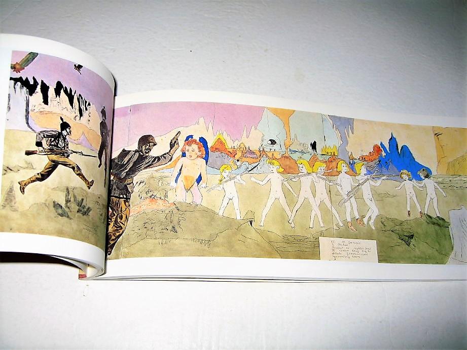 ◇【アート】ヘンリーダーガー 少女たちの戦いの物語-夢の楽園・2007年◆HENRY DARGER◆非現実の王国で アウトサイダー アールブリュット_画像7