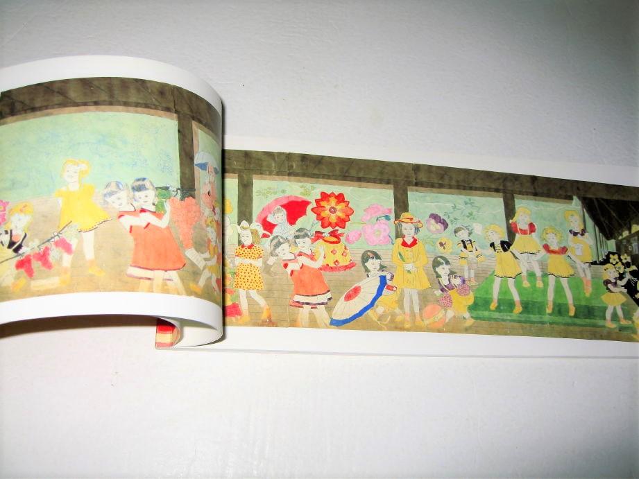 ◇【アート】ヘンリーダーガー 少女たちの戦いの物語-夢の楽園・2007年◆HENRY DARGER◆非現実の王国で アウトサイダー アールブリュット_画像4
