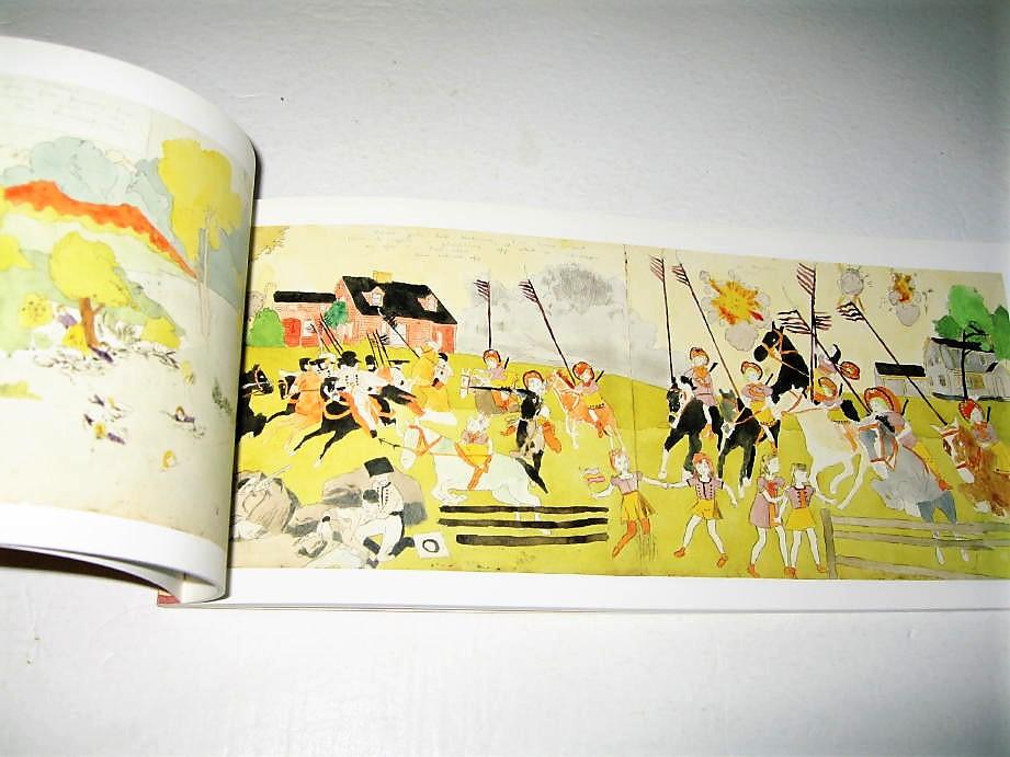 ◇【アート】ヘンリーダーガー 少女たちの戦いの物語-夢の楽園・2007年◆HENRY DARGER◆非現実の王国で アウトサイダー アールブリュット_画像5