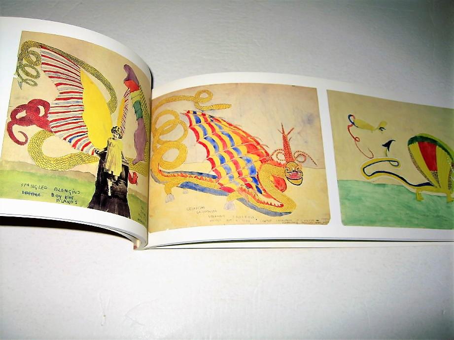 ◇【アート】ヘンリーダーガー 少女たちの戦いの物語-夢の楽園・2007年◆HENRY DARGER◆非現実の王国で アウトサイダー アールブリュット_画像10