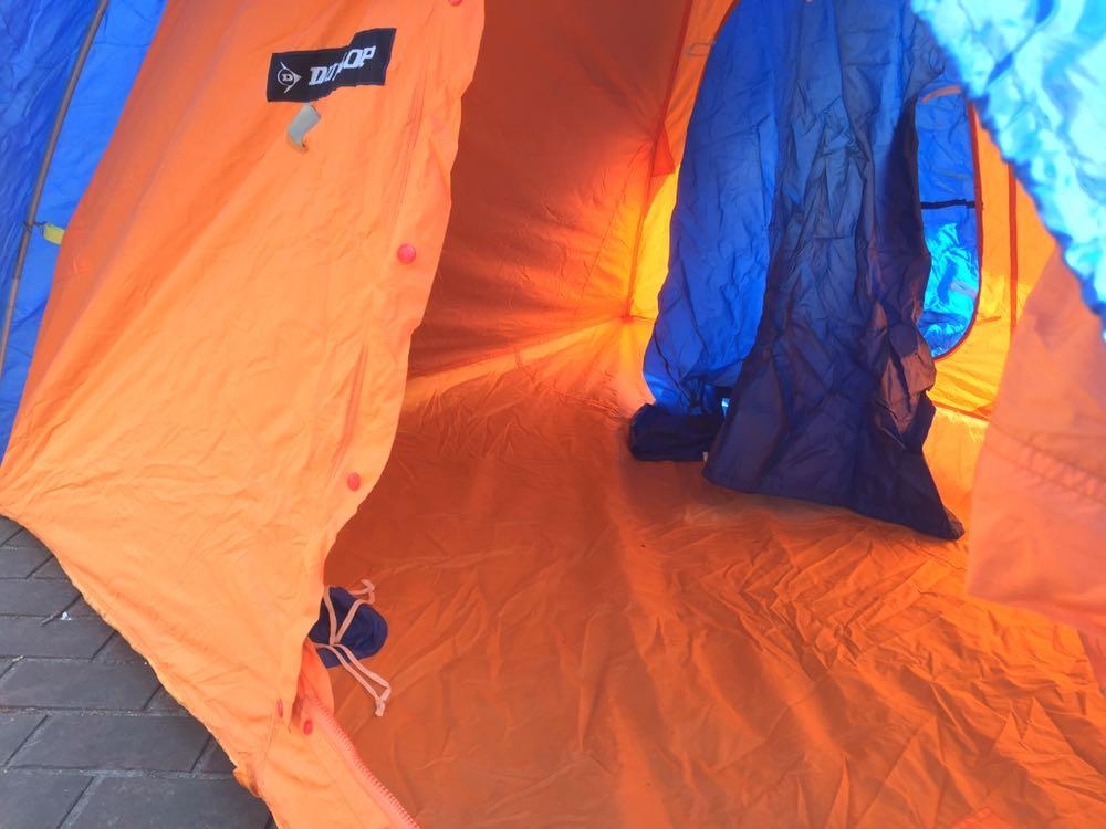 DUNLOP ダンロップ 山岳3人用テント OTM-3301_画像6