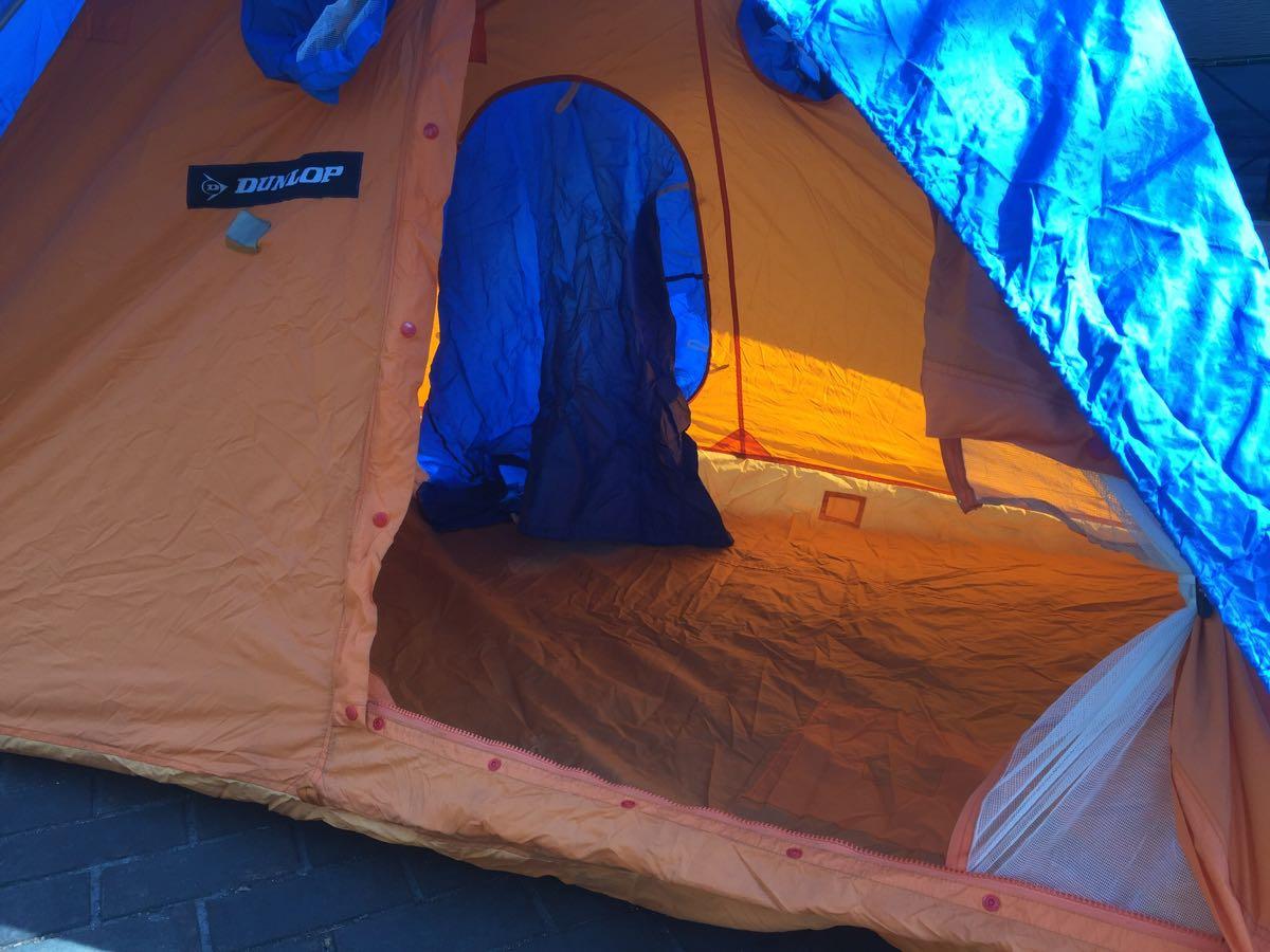 DUNLOP ダンロップ 山岳3人用テント OTM-3301_画像5