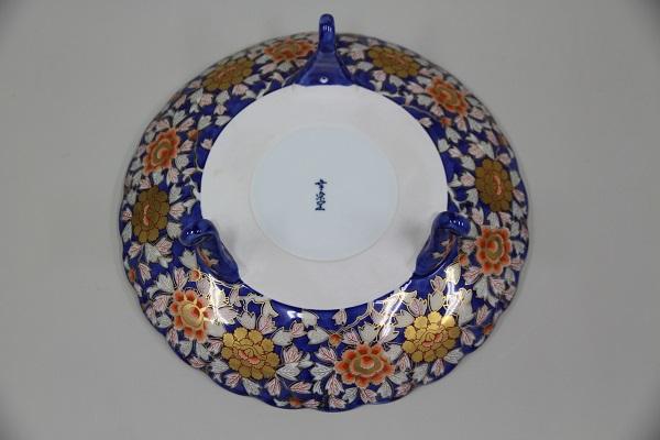 ◆有田焼 大皿【足付き】新品・未使用品◆_画像2