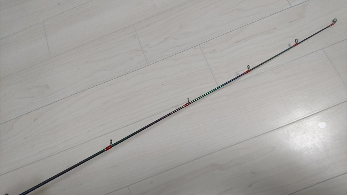 ワールドシャウラ 1651F レッドモデル 保証書付き美品_画像8
