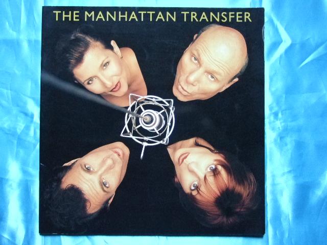 THE MANHATTAN TRANSFERマンハッタントランスファー1996ツアーパンフレット/ヴォーカルアンサンブル