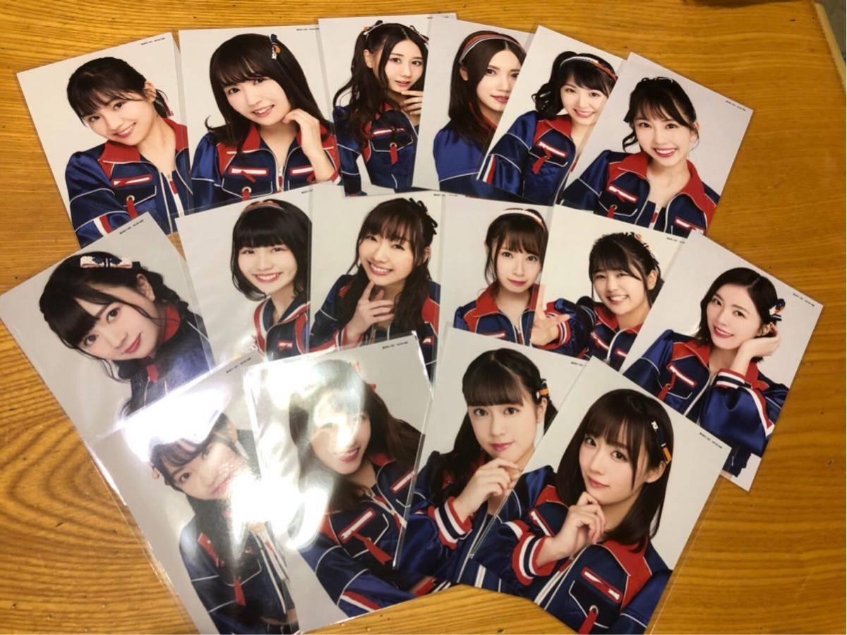 送料無料 SKE48 無意識の色 封入特典生写真 16種16枚セット フルコンプ (検 意外にマンゴー 握手券 cd 初回