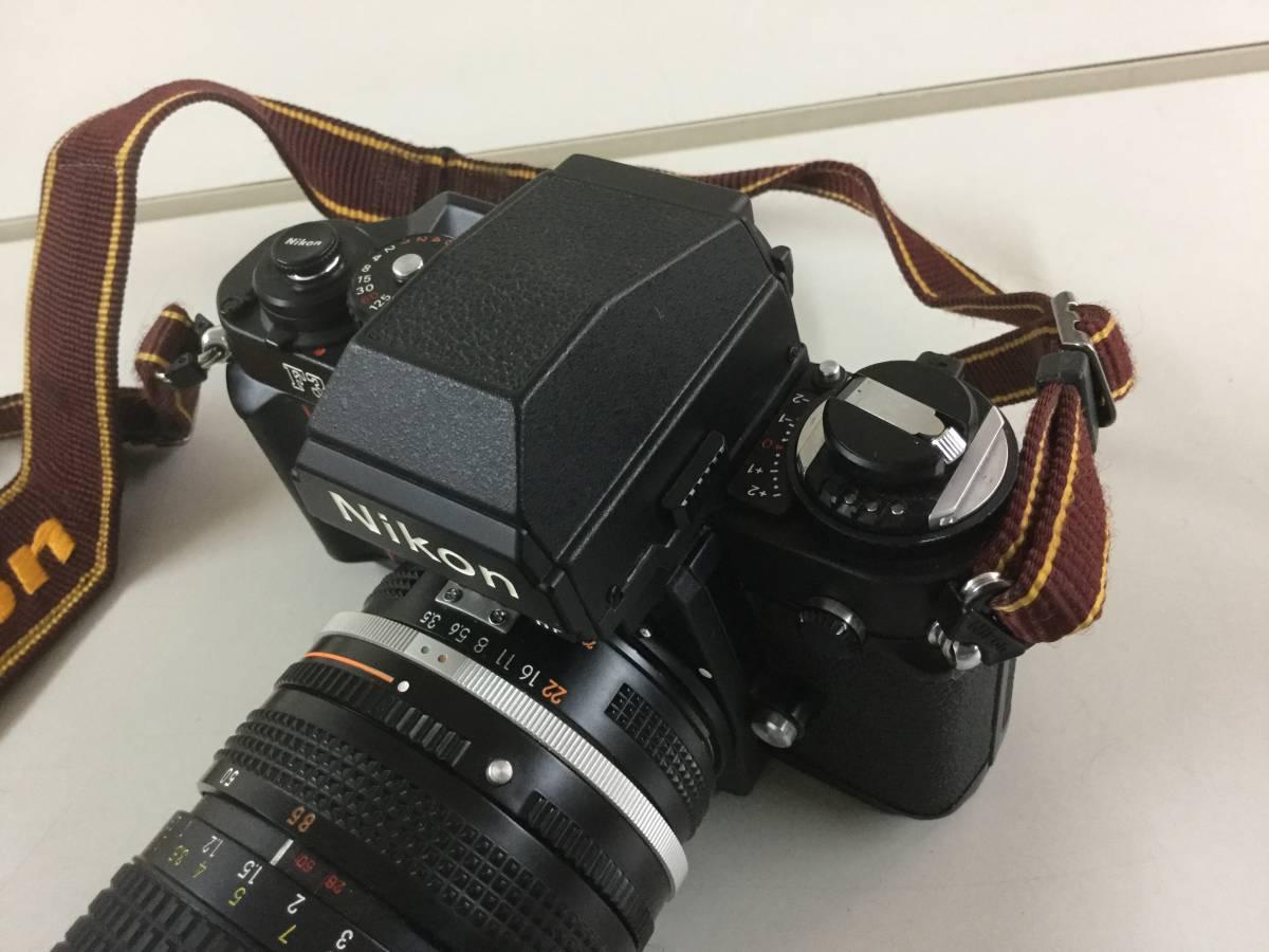 ジャンク Nikon F3/T HP ボディ 一眼 フィルム カメラ 売切りです。_画像2