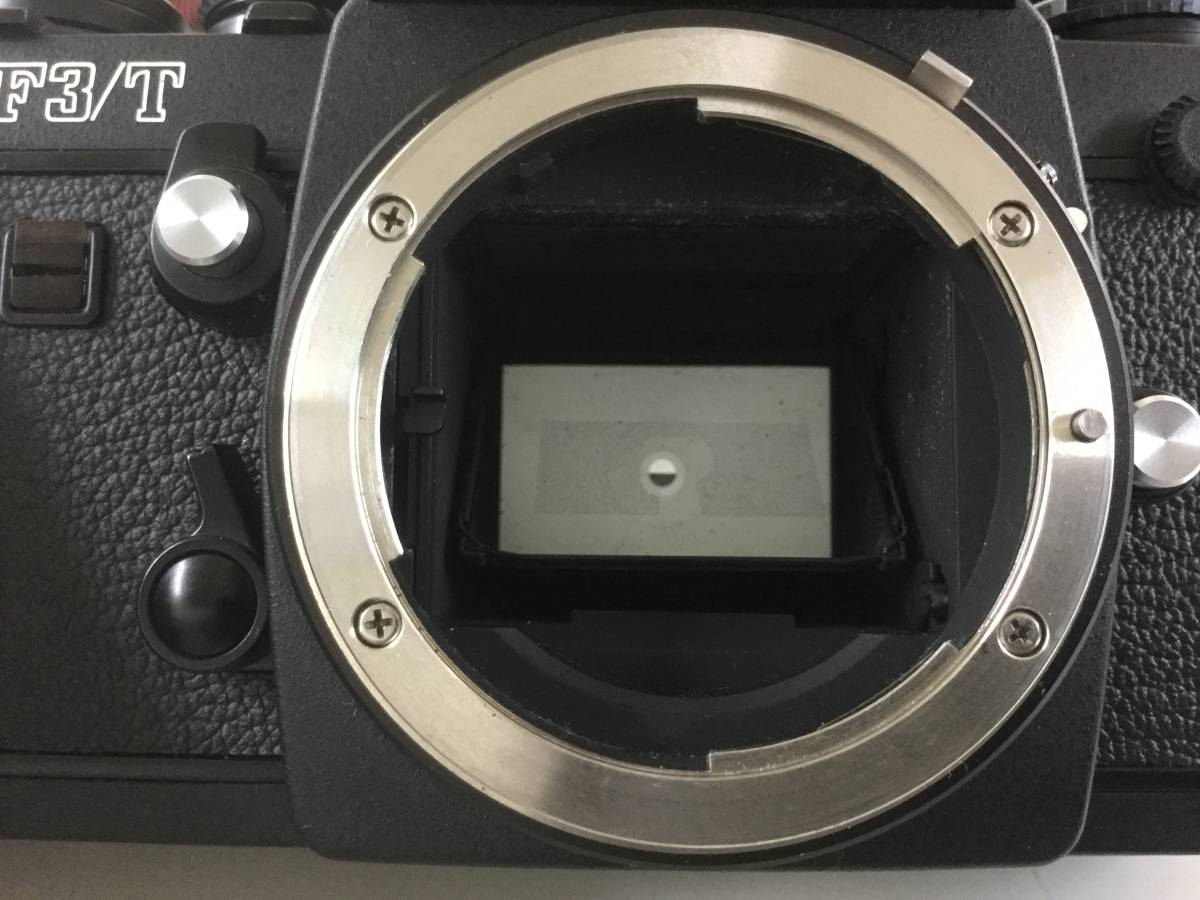 ジャンク Nikon F3/T HP ボディ 一眼 フィルム カメラ 売切りです。_画像4