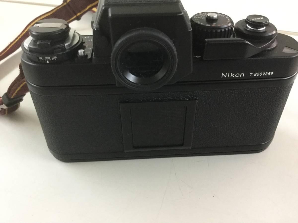 ジャンク Nikon F3/T HP ボディ 一眼 フィルム カメラ 売切りです。_画像3