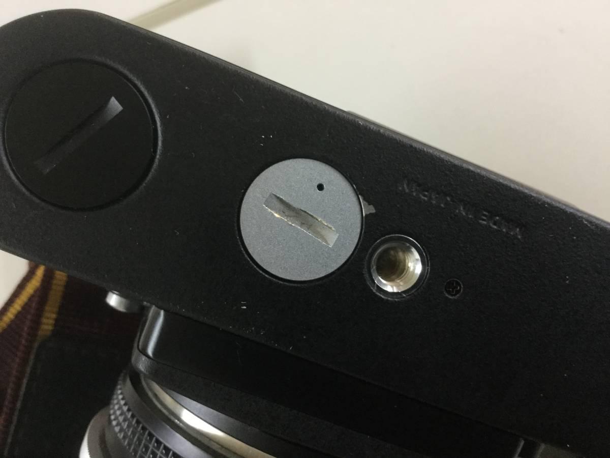 ジャンク Nikon F3/T HP ボディ 一眼 フィルム カメラ 売切りです。_画像5