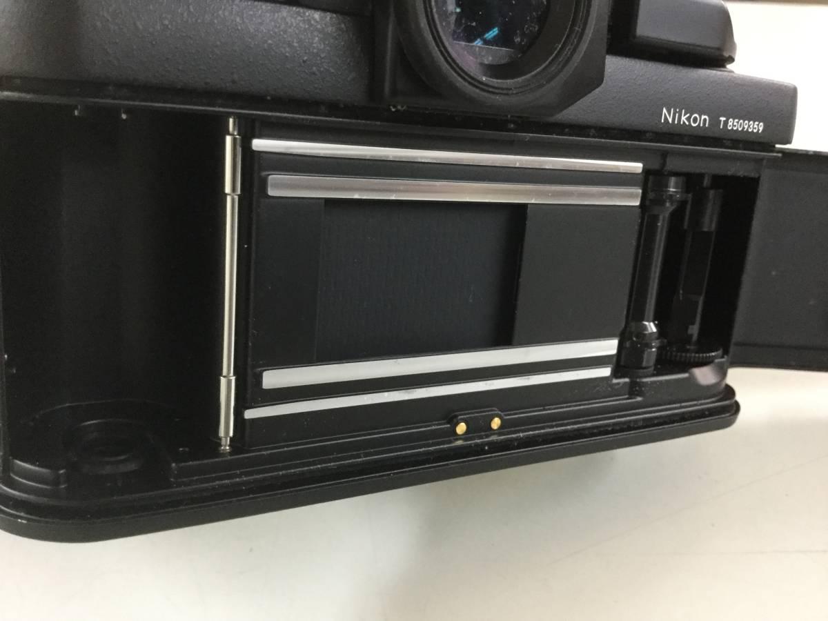 ジャンク Nikon F3/T HP ボディ 一眼 フィルム カメラ 売切りです。_画像8