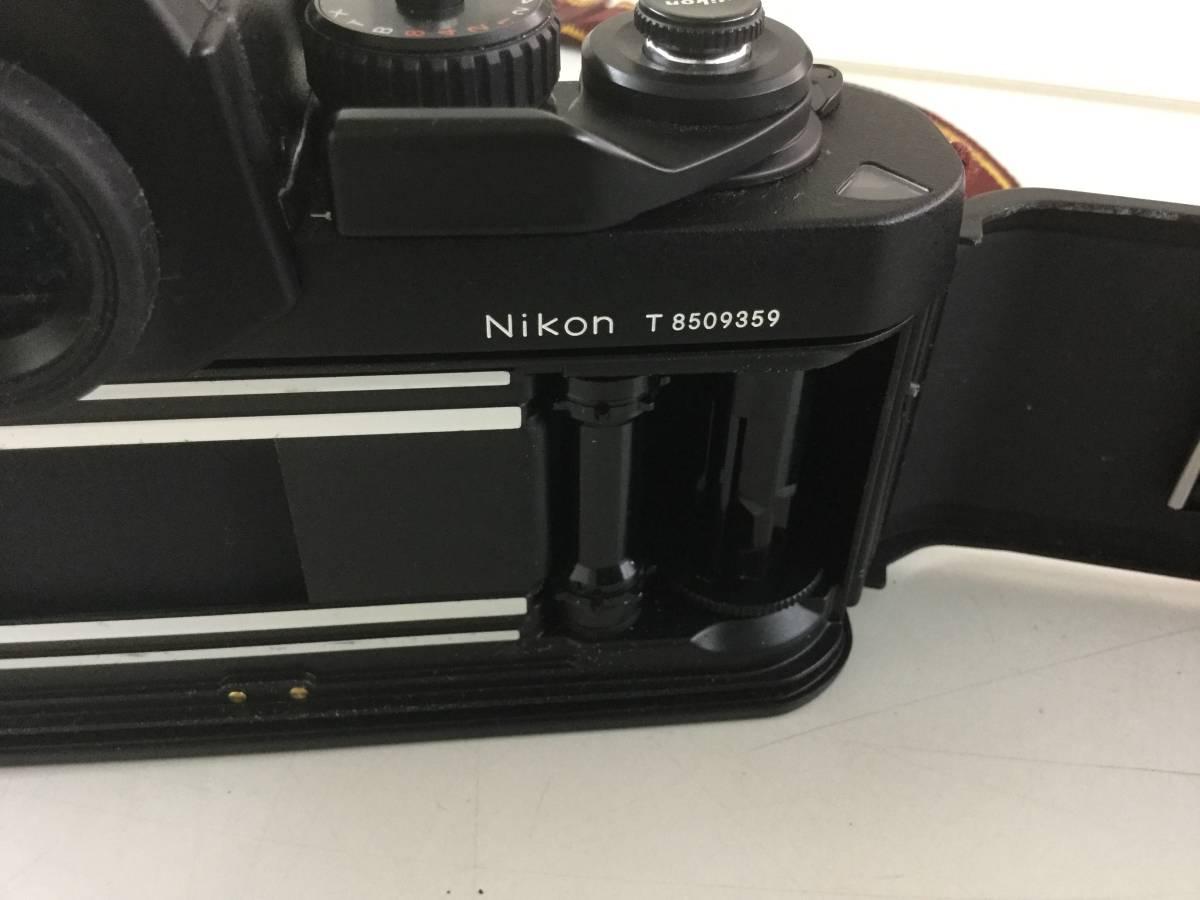 ジャンク Nikon F3/T HP ボディ 一眼 フィルム カメラ 売切りです。_画像9