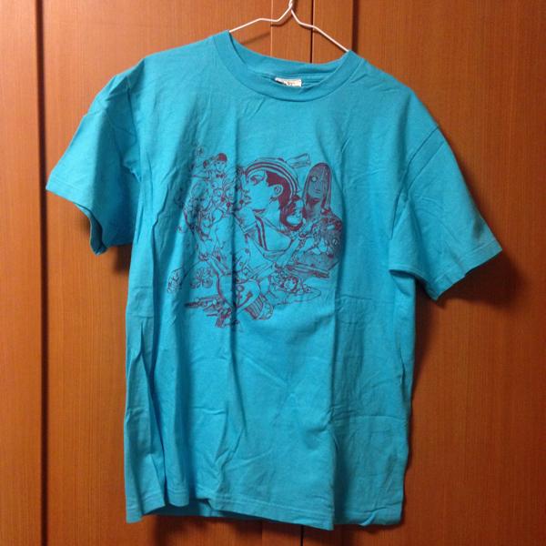 (古着)ジョジョ 8部 ジョジョリオン Tシャツ Size: L
