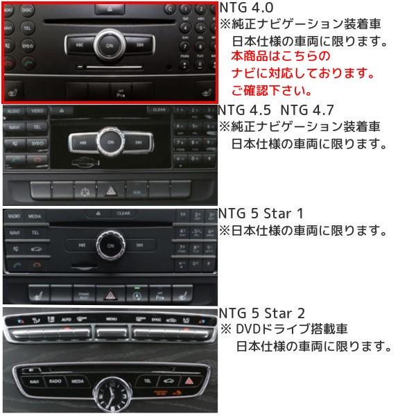 【送料無料】メルセデスベンツ用 Benz S204/W204 ワゴン 前期 TVテレビ ナビキャンセラー C180/C200/C250/C300/C350/C63/AMG/CGI【業販可】_画像3