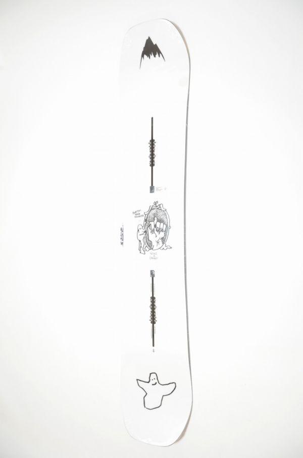 新品未使用 17/18 BURTON バートン フリーシンカー 157cm FREE THINKER スノーボード 板 キャンバー