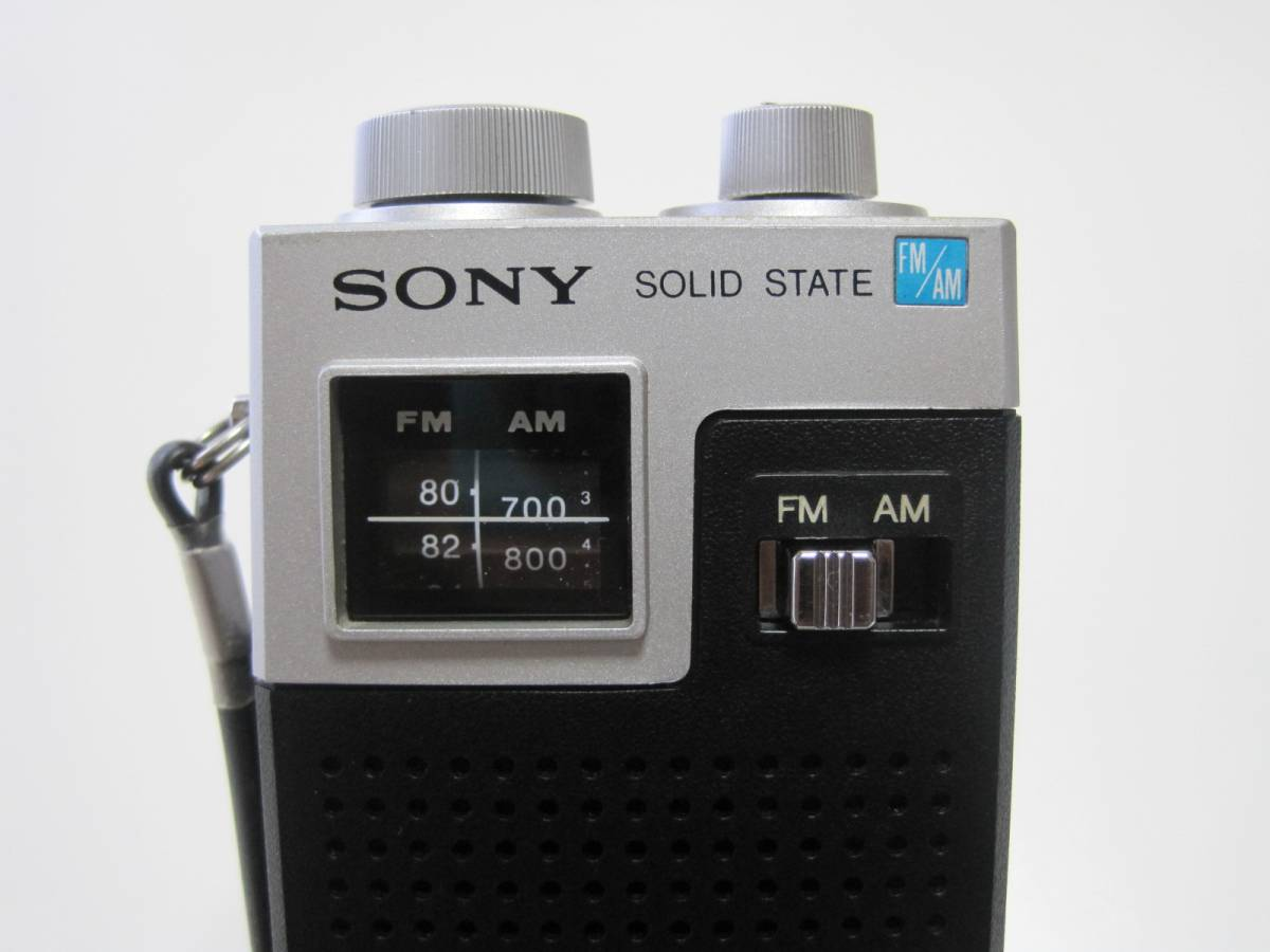 SONY TFM-4500 FM/AM 2BANDS_画像4