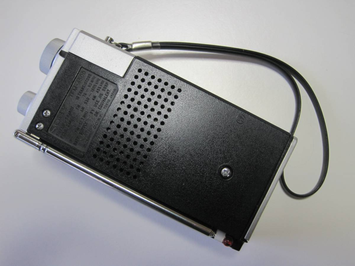 SONY TFM-4500 FM/AM 2BANDS_画像3