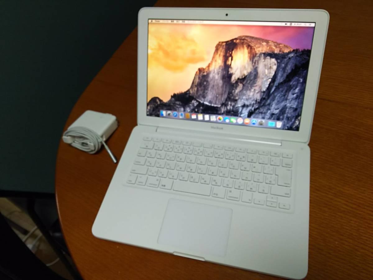 Apple MacBook 13.3インチ 2.26GHz