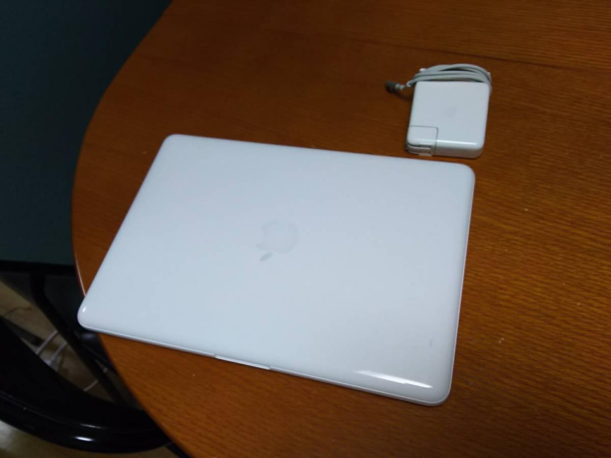 Apple MacBook 13.3インチ 2.26GHz_画像4