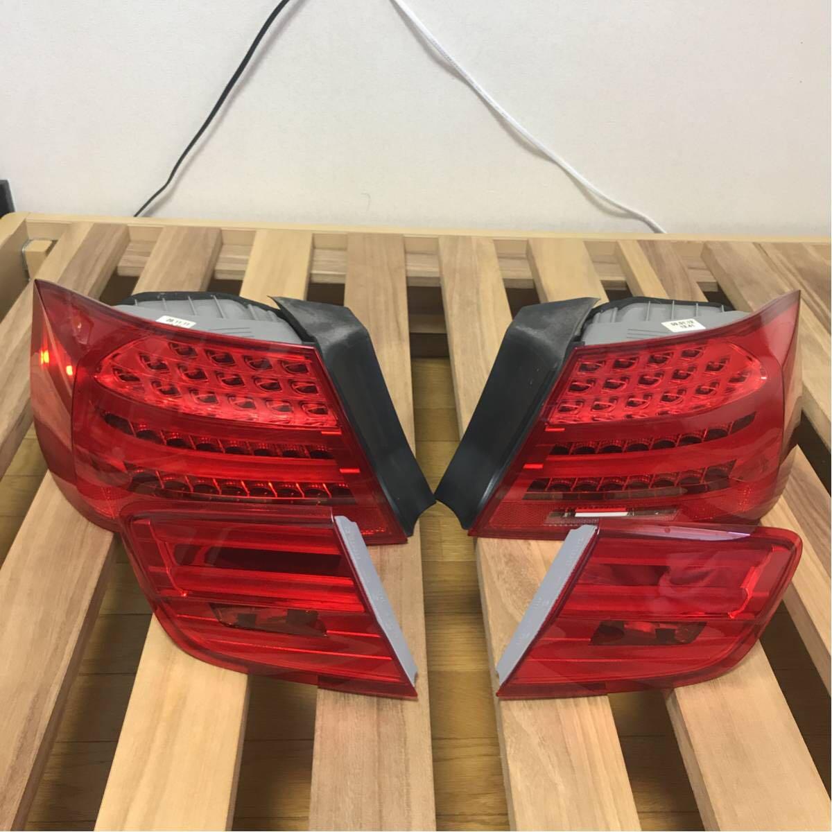 BMW e92 LCIテールランプ 純正 レトロフィットハーネス付き