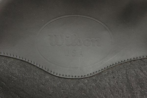 【中古品】 Wilson ウィルソン テニスラケット PRO STAFF プロスタッフ MIDSIZE Graphite kevlar 4 3/8(L3) ケース付き_画像2