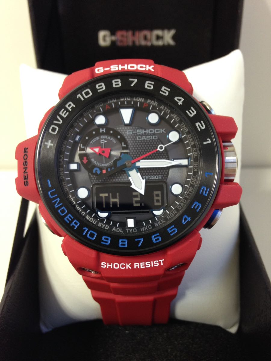 1 Jpy There Is No Final Result Guarantee Equipped Casio G Shock Gshock Master