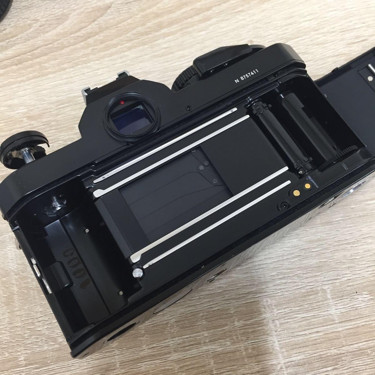 カメラ ④ Nikon ニコン FM2 N 8757411 Zoom-NIKKOR 35-70mm 1:3.3-4.5_画像5