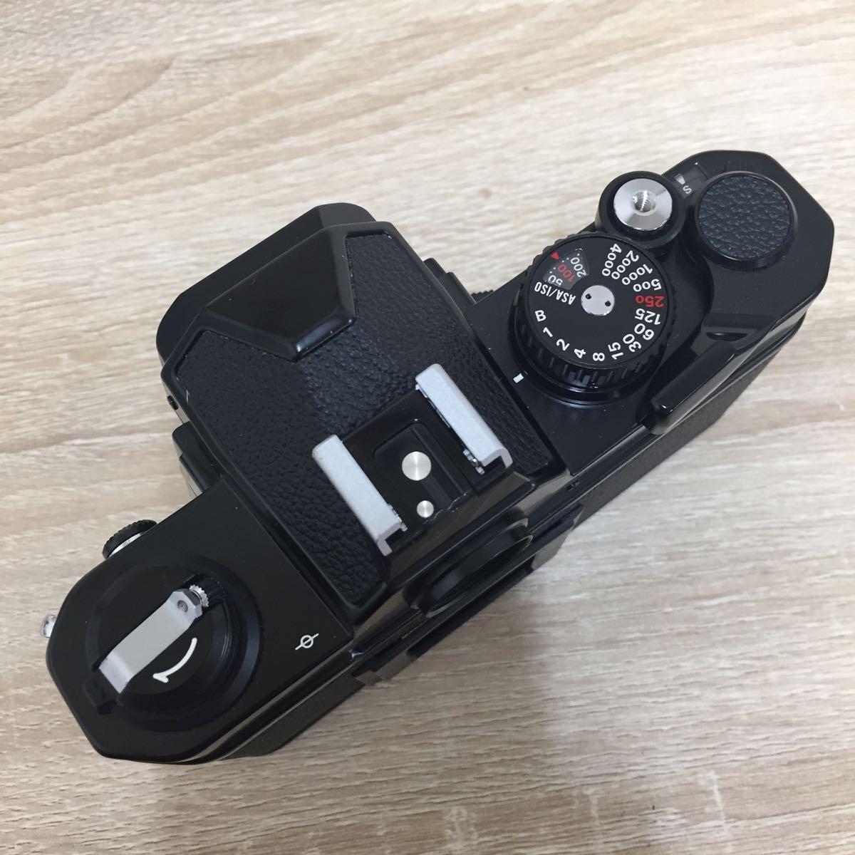 カメラ ④ Nikon ニコン FM2 N 8757411 Zoom-NIKKOR 35-70mm 1:3.3-4.5_画像7
