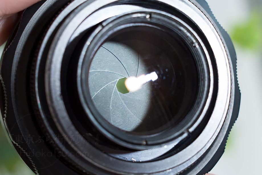 豪快なボケのヘリオス【分解清掃済み・撮影チェック済み】 Helios 44-2 58mm F2.0 M42マウントアダプタ付き!各社カメラ用あります-96h_画像6