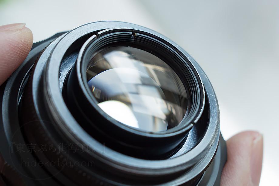 豪快なボケのヘリオス【分解清掃済み・撮影チェック済み】 Helios 44-2 58mm F2.0 M42マウントアダプタ付き!各社カメラ用あります-96h_画像5