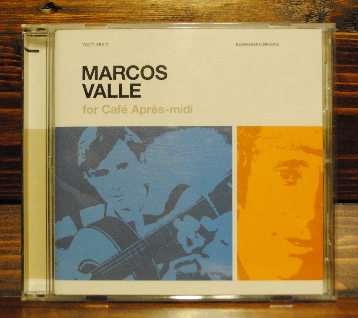 ●CD● MARCOS VALLE for Cafe Apres-midi / 2001年 国内盤 / 橋本徹 / Free soul / サバービア / カフェアプレミディ / 送料_画像1