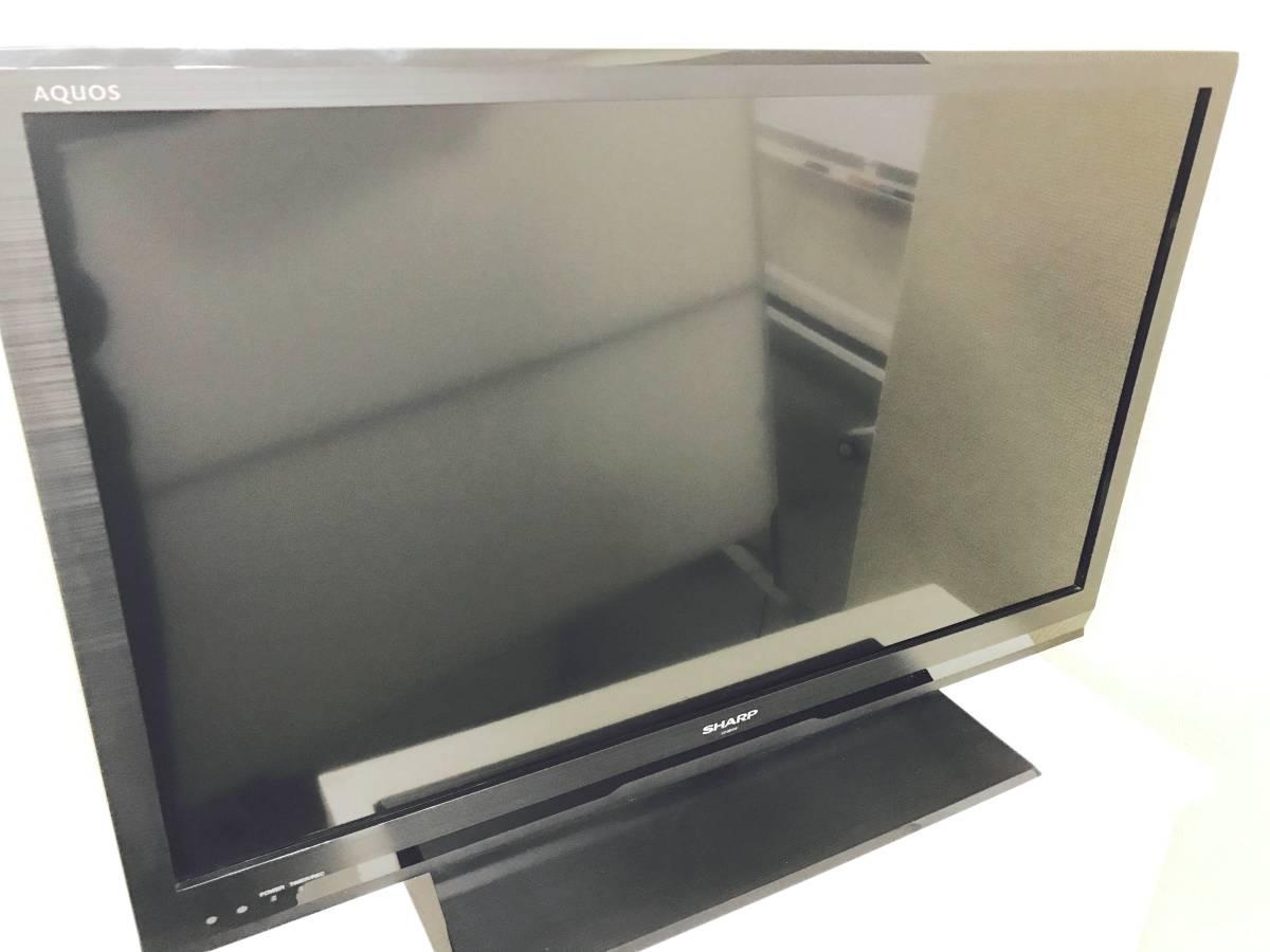 【1円出品】SHARP AQUOS シャープ アクオス LC-32H10 液晶テレビ 32型 2013年製※動作確認済み_画像2