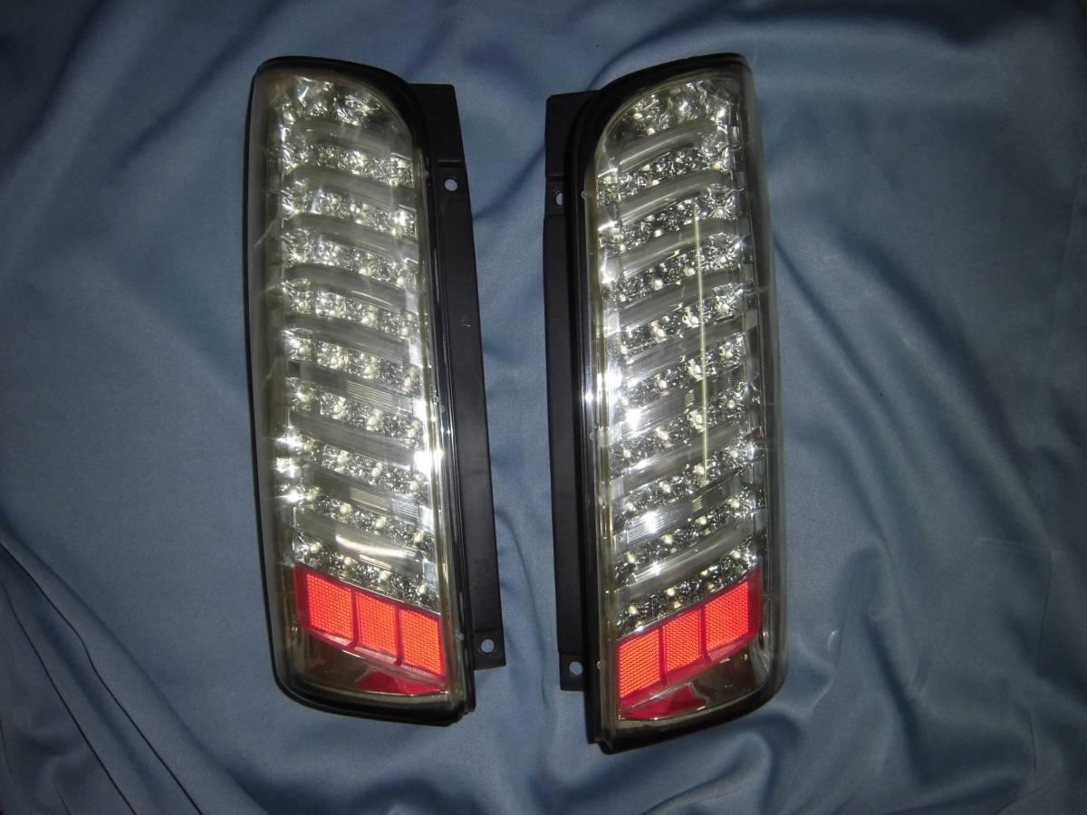 NV350キャラバンの社外LEDテールライト_画像3