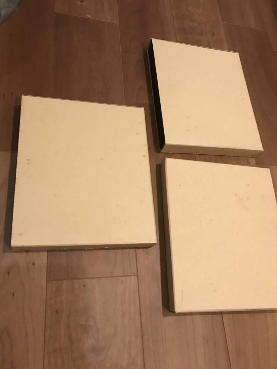ハードカバーアルバム 3冊+D券リーフ45枚 中古_画像9