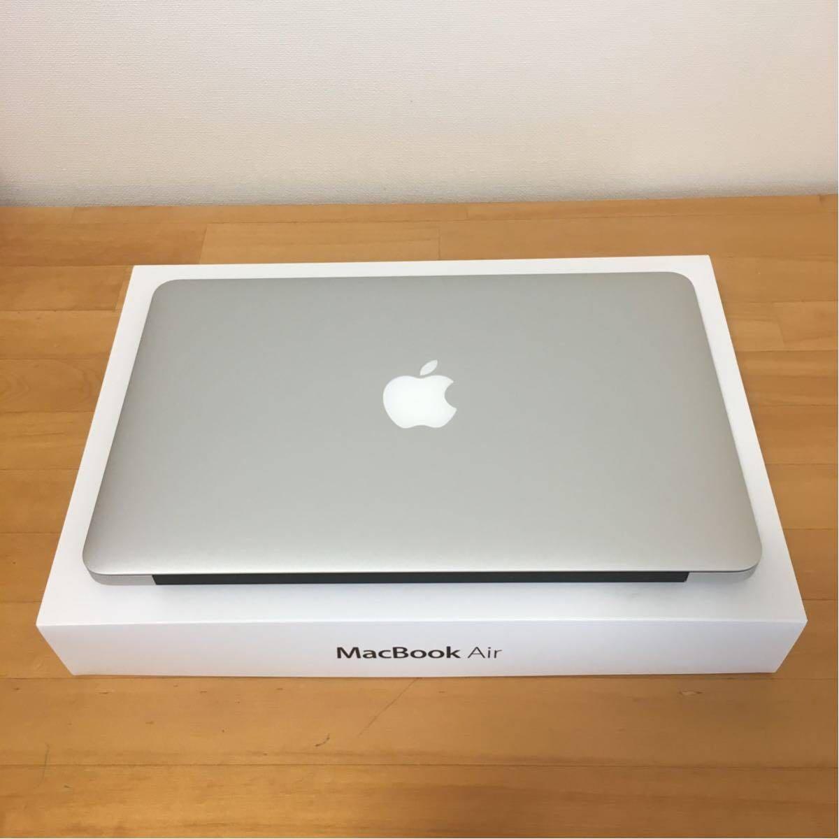 【美品】MacBook Air 11インチ 1300/11.6 MD711J/A